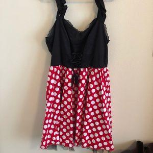 Torrid Minnie Mouse Dress